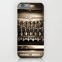 iPhone & iPod Case featuring Remington Noiseless by Barbara Gordon Photography
