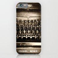 Remington Noiseless iPhone 6 Slim Case