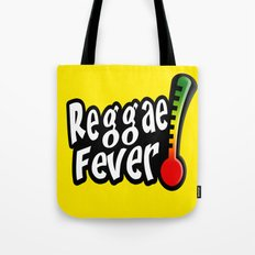 Reggae Fever Tote Bag
