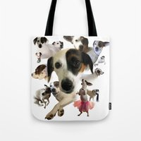 Lucy! Tote Bag