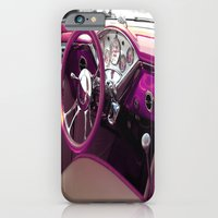 Hot Rod Purple iPhone 6 Slim Case