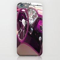 Hot Rod Purple iPhone 6 Slim Case