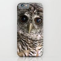 iPhone & iPod Case featuring Chaco Owl by Paul & Fe Photography