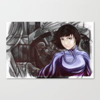 Natalia #4 Canvas Print