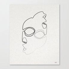Ta'aroa Canvas Print
