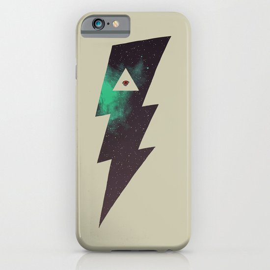 Dark Energy iPhone & iPod Case