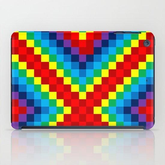 Fuzz Line #4 iPad Case