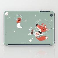Space Fox iPad Case