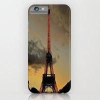 Tower Sunset iPhone 6 Slim Case