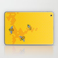 HoneyBees 1 Laptop & iPad Skin