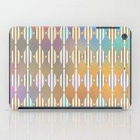 Diamond Pattern iPad Case