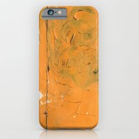 iPhone & iPod Case featuring Yellow by Erin McGuire Art
