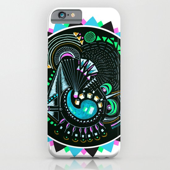 Formed in Space  iPhone & iPod Case