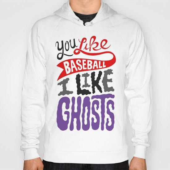 Baseball, Ghosts Hoody