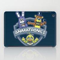 Animatronic Maniacs iPad Case