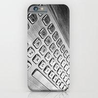 Keyboard iPhone 6 Slim Case