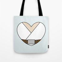 Luke Skywalker Character… Tote Bag