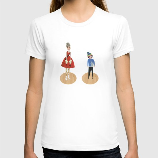 Mum and son T-shirt