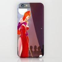 Jessica Rabbit  iPhone 6 Slim Case
