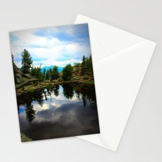Gem Lake Stationery Cards