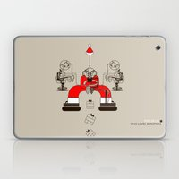 Who Loves Christmas? Laptop & iPad Skin