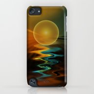 Setting Sun iPod touch Slim Case