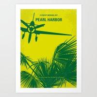 No335 My PEARL HARBOR Mi… Art Print