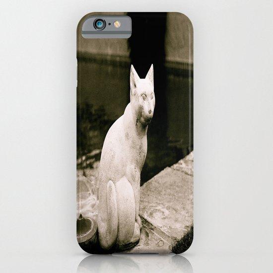 Concrete Cat iPhone & iPod Case