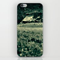 Frozen day n.3 iPhone & iPod Skin