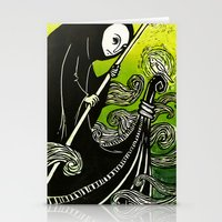 Charon Stationery Cards