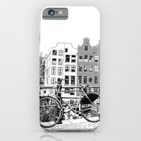 iPhone & iPod Case featuring amsterdam II by Jette Geis