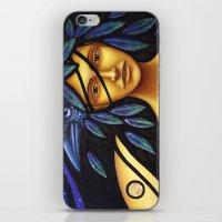 Caleoni iPhone & iPod Skin