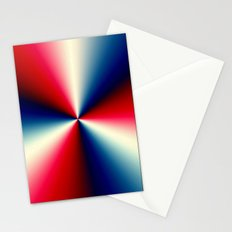 Red, White & Blue Stationery Cards