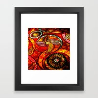 PCP v.24 Framed Art Print