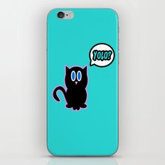 Yolo? iPhone & iPod Skin