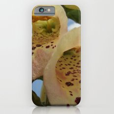 Foxglove Flowers iPhone 6 Slim Case