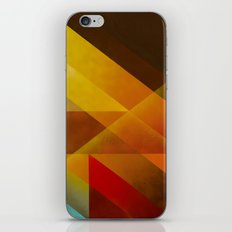 Jazz Festival 2012 (Number 2 in a series of 4) iPhone & iPod Skin