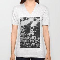 Catacombes Unisex V-Neck