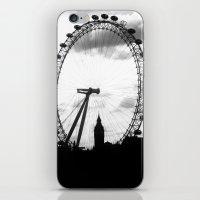 London Town iPhone & iPod Skin