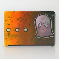 dot dot dot GHOST! iPad Case