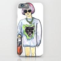 Sweater iPhone 6 Slim Case
