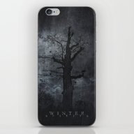 The Dirty Winter Spirit iPhone & iPod Skin