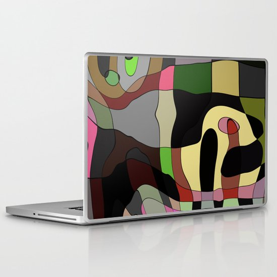 Dogs III Laptop & iPad Skin