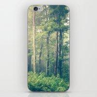 Inner Peace iPhone & iPod Skin