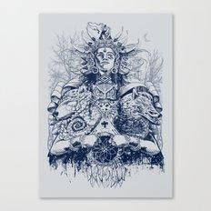 Spirit Dreams Canvas Print