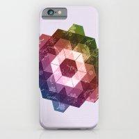 Patchwork Tiles IV (Rain… iPhone 6 Slim Case
