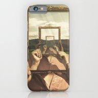 Empty Frame iPhone 6 Slim Case