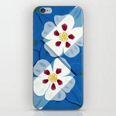 Columbines iPhone & iPod Skin
