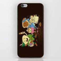 Yep, just a little bit of fairy peanut butter iPhone & iPod Skin