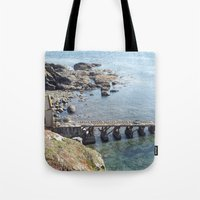 Lifeboat Station, Cornwa… Tote Bag